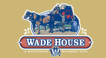 Wade House Logo.