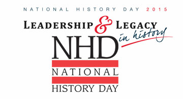 2015 NHD Annual Theme logo.
