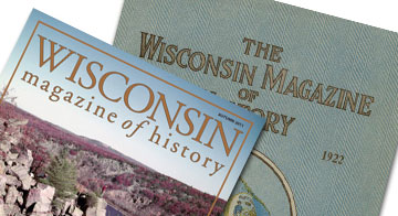 Wisconsin Magazine of History Archives