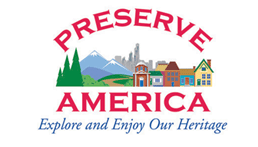 Preserve America: Explore and Enjoy Our Heritage.