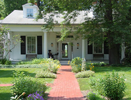 Hazelwood Historic House Museum, Brown County Historical Society.