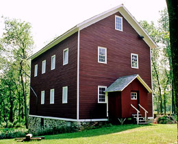 Historic property, Messer Mayer Mill.