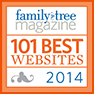 Family Tree Magazine Best State Genealogy Website Award.