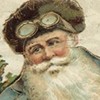Holiday Postcard Showing Santa Claus, 1910 WHI 79944.