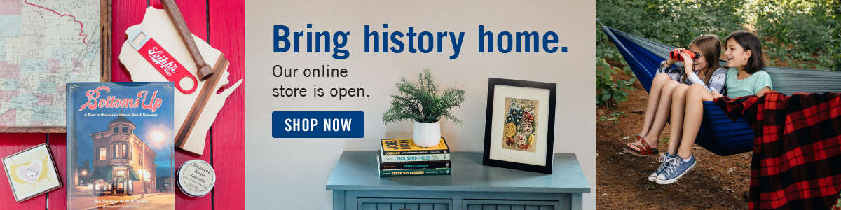 We're Open Online! Shop our online store for great gifts