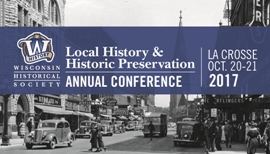 Local History and Historic Preservation Annual Conference