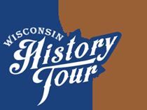 Wisconsin History Tour logo.