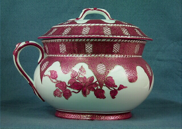 Decorated China Overview Pottery By Frackelton Online