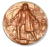 Colombian Exposition Medal