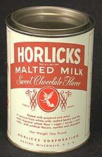 Horlicks milk powder